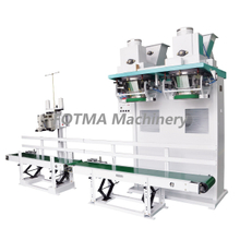 DCS-50FS Series Powder Packing Machine with Double Feeding Hopper