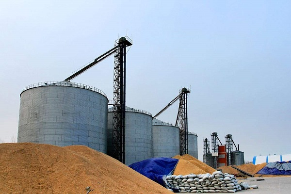 China's grain processing machinery has significant advantages