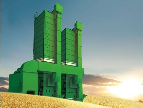 Speed up the promotion of food machinery drying, reduce grain losses