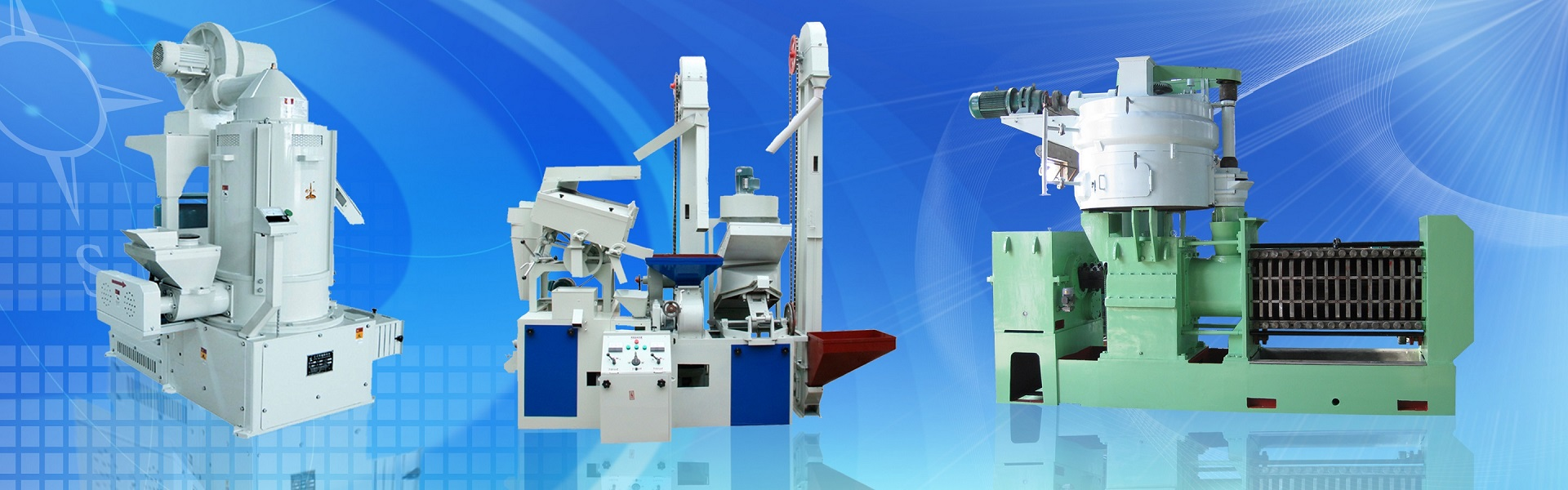 FOTMA Rice Processing Machines
