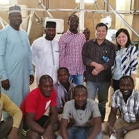Our Service Team Visited Nigeria