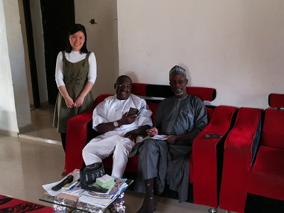 Our Sales Manager is with customers in Nigeria (2)