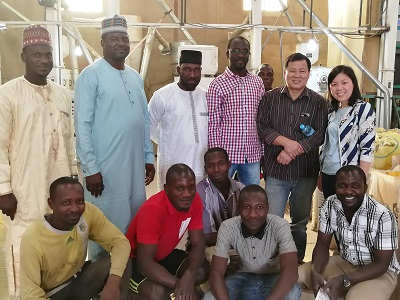Our Engineers are in Nigeria (1)