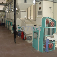 60-70 ton/day Automatic Rice Mill Plant