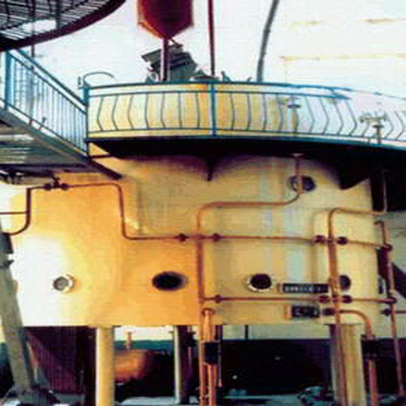 Two Shaft Oil Extraction