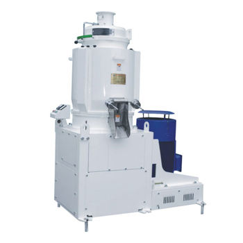 MNMLS Vertical Rice Whitener with Emery Roller